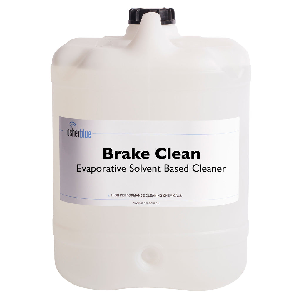 Brake Clean - Evaporative Solvent Based Cleaner