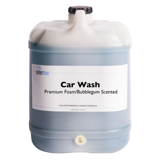 Car Wash - Premium Foam/Bubblegum Scented