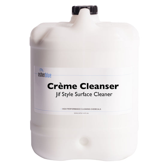 Cr?me Cleanser - Jif Style Surface Cleaner