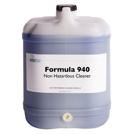 Formula 940 - Non Hazardous Cleaner