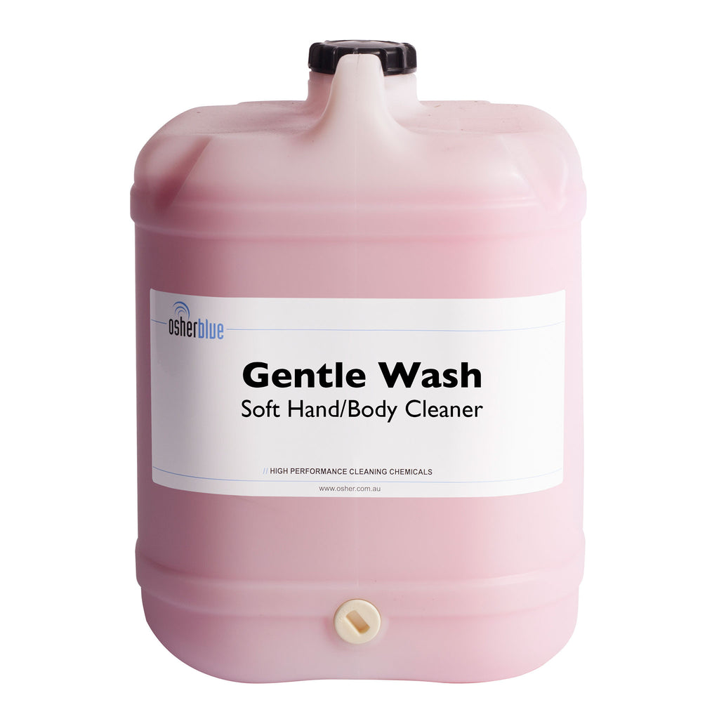 Gentle Wash - Soft Hand/Body Cleaner