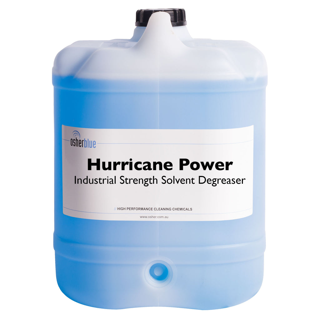 Hurricane - Industrial Strength Solvent Degreaser