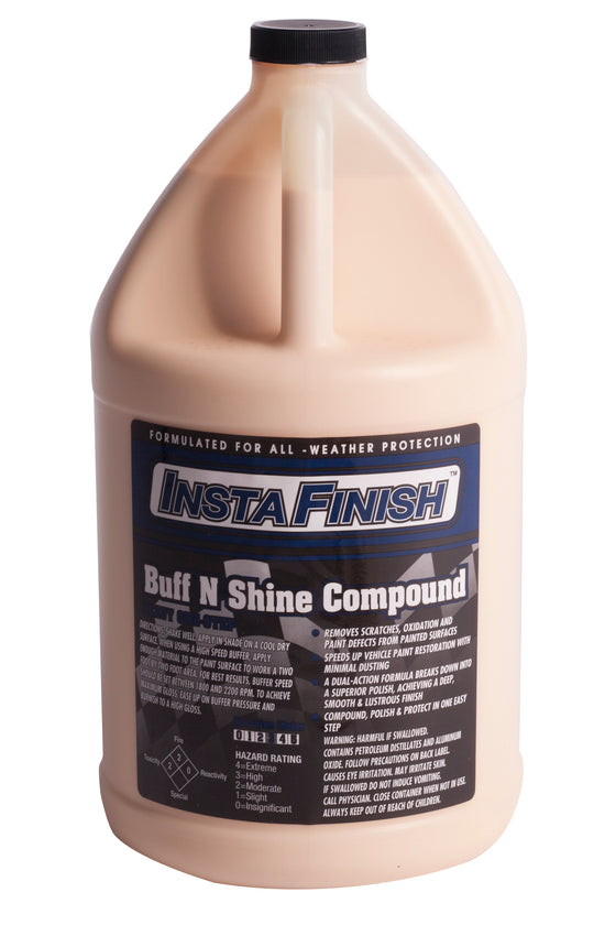 Buff 'n Shine - One Step Dual Action Compound