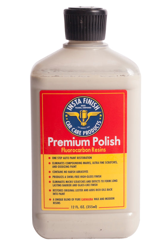 Premium Polish 12oz | Fluorocarbon Resins
