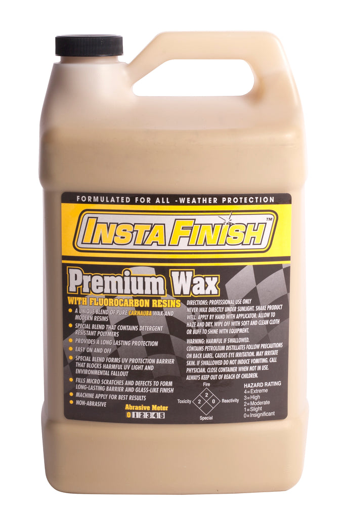 Premium Wax - With Fluorocarbon Resins