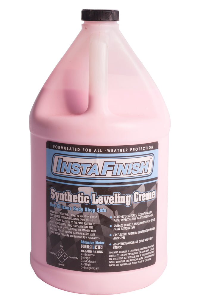 Synthetic Leveling Cream 1 Gallon | Non-Silicone Body Shop Safe