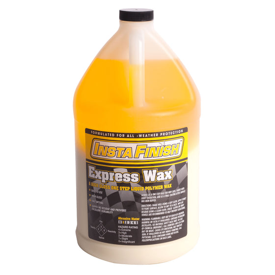 Express Wax - A High Gloss One Step Liquid Polymer Wax