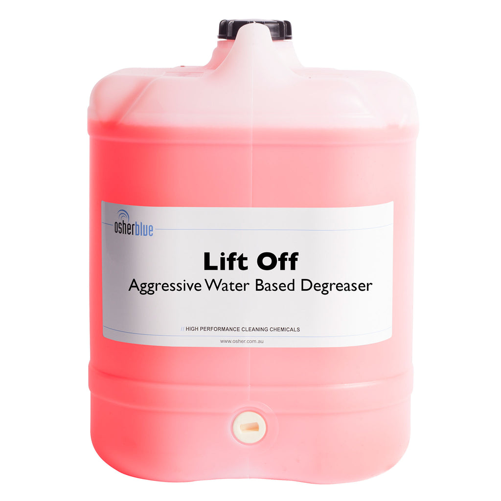 Lift Off - Aggressive Water Based Degreaser