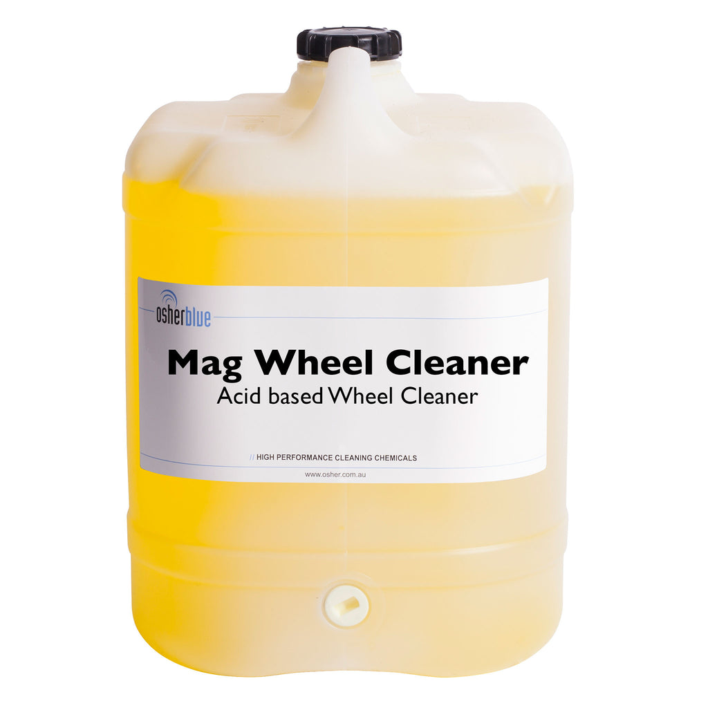 Mag Wheel Acid - Acid Based Wheel Cleaner