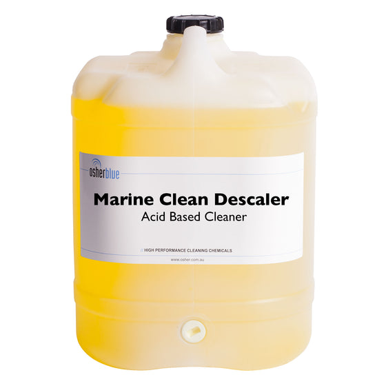 Marine Clean Descaler - Acid Based Cleaner