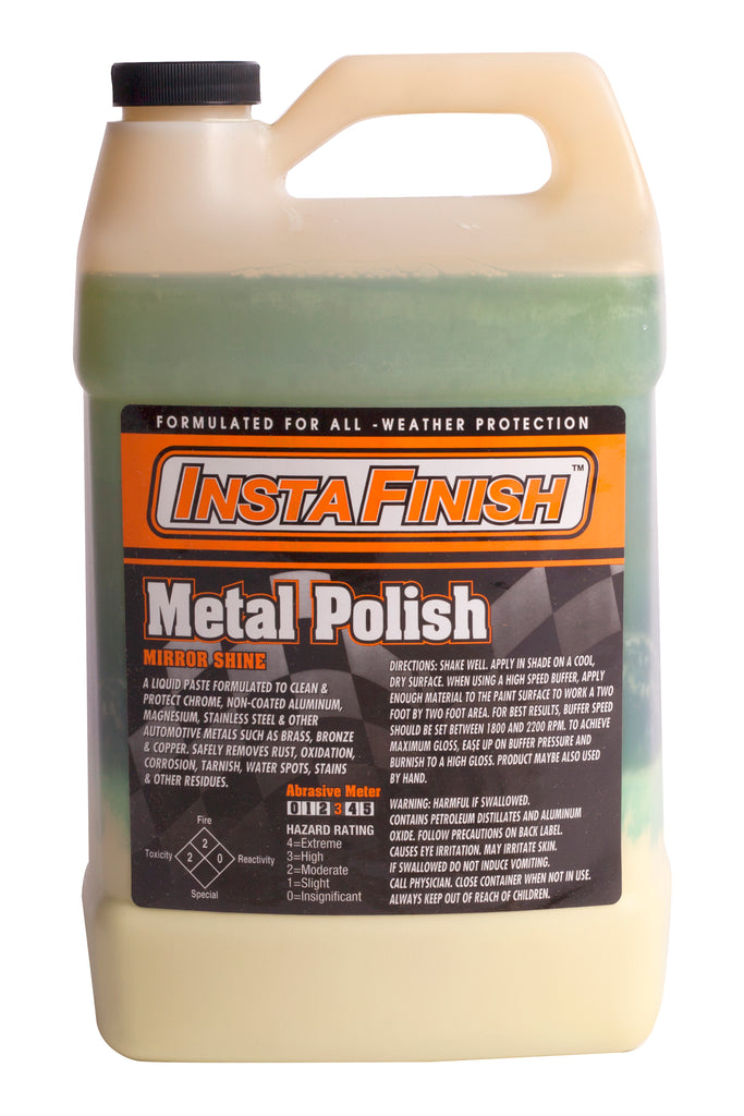 Metal Polish - Mirror Shine