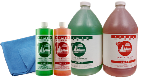 Semco Cleaning Kit 2 Litre