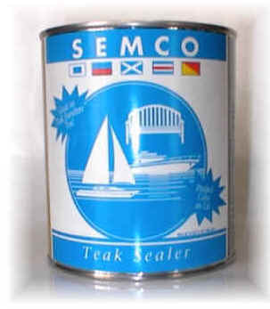 Semco Clearcote Gloss 4L