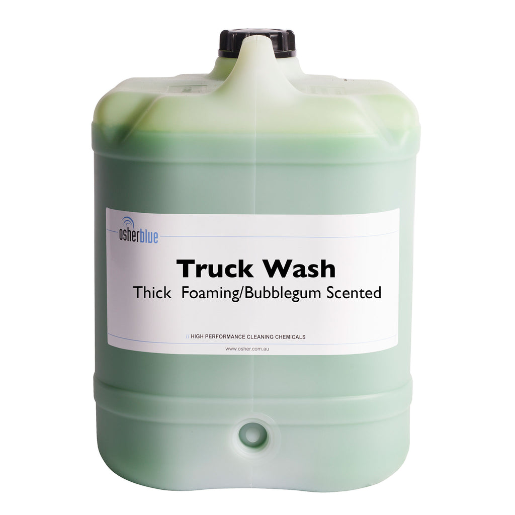 Truck Wash - Thick Foaming/Bubblegum Scented