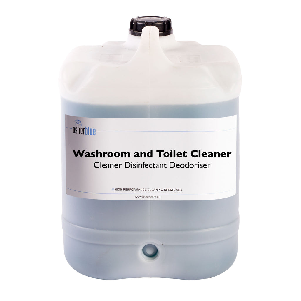 Washroom Toilet Cleaner - Cleaner Disinfectant Deodoriser