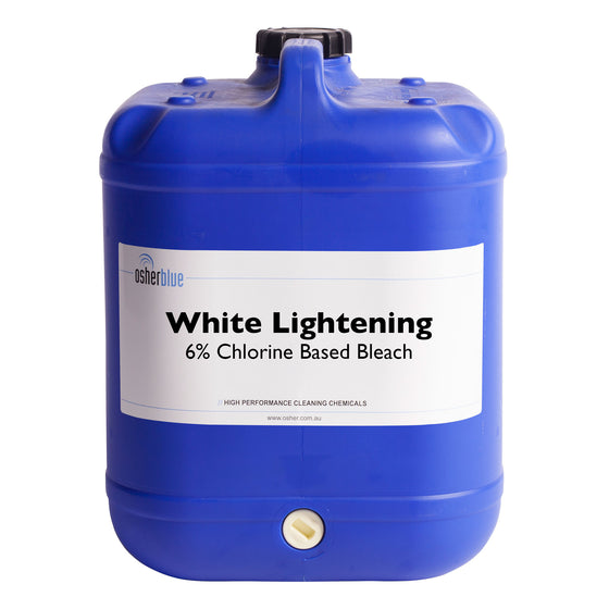 White Lightning - 6% Chlorine Based Bleach