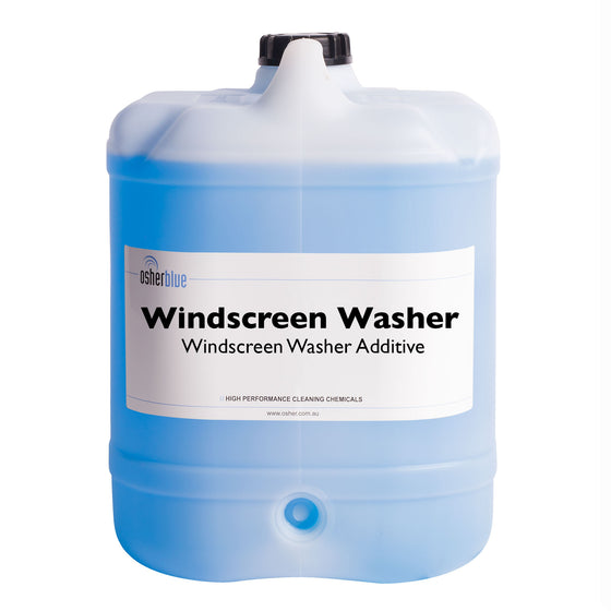 Windscreen Washer Additive - High Performance Cleaning Chemicals