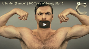 Make it Crazy: 100 Years of Men's Beauty