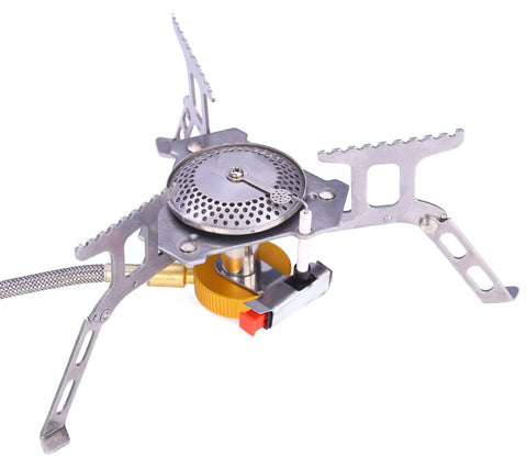 Camp Cooker stove
