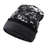 Camouflage Thermal Fleece Winter Hat
