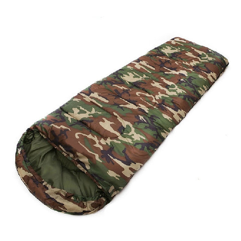 3 Season Waterproof Military Camouflage Sleeping Bag