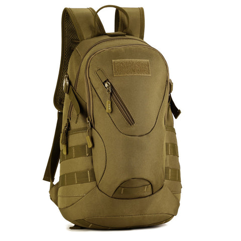 Waterproof Military Tactical Backpack with Mobile Build and Secret Compartments