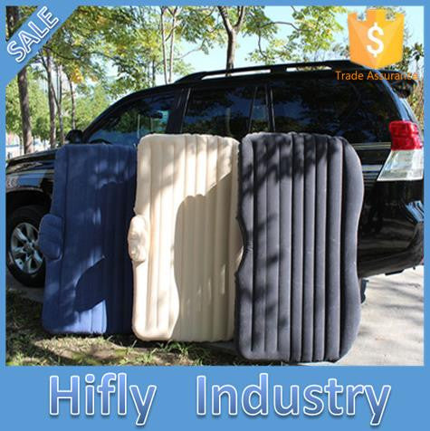 Car Air Mattress Travel Bed Car Back Seat Cover Inflatable Mattress Air Bed Good Inflatable Car Bed For Camping