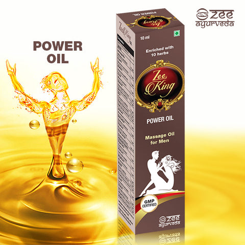 Benefits of Zee King Power Oil