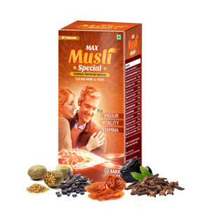 Max Musli Special ( for 45+ Men ) for Stamina