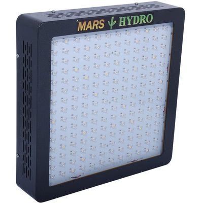 LED GROW LIGHT -MARS II 900 - LEDgrowpro.com