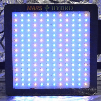LED GROW LIGHT -MARS II 900 VEG SPECTRUM - LEDgrowpro.com