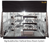 Big Buddha Box 9′ x 9′ Vertical Grow Room