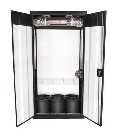 SuperFlower 3.0 HPS Soil Grow Cabinet