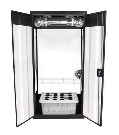 SuperFlower 3.0 HPS Grow Cabinet
