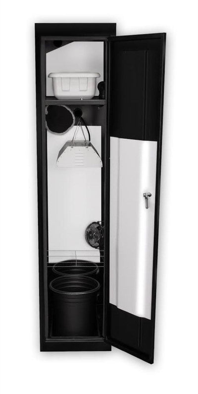SuperLocker 3.0 HPS Soil Grow Cabinet