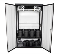 SuperNova HPS Soil Grow Cabinet