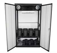SuperNova LED Soil Grow Cabinet