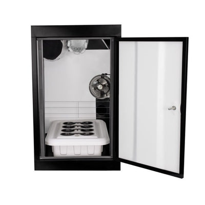 SuperBox CFL Grow Cabinet