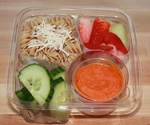 2017-02-27 Whole Wheat Pasta Box