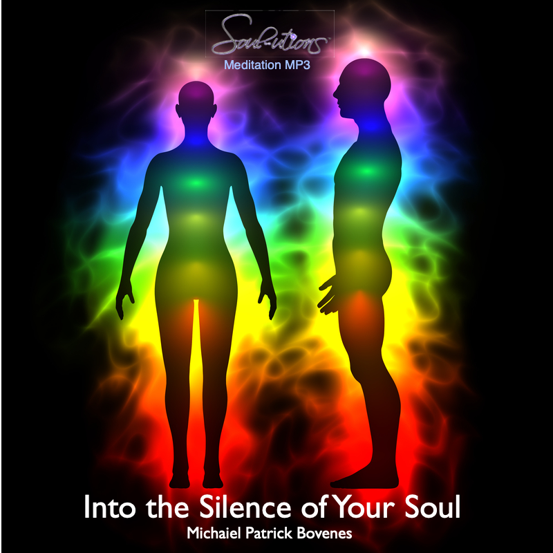 Into the Silence of Your Soul  (Guided Meditation) - •