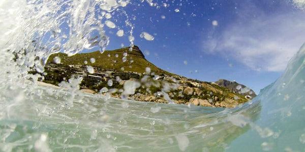 Barrelled in Cape Town