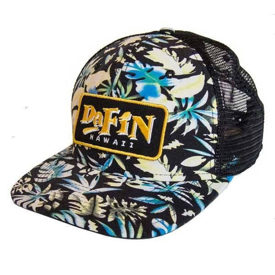 Hat - DaFiN - DaFiN Hawaiian Trucker