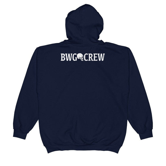 sweatshirt - Born with Gills - Men's BWG Crew Hoodie