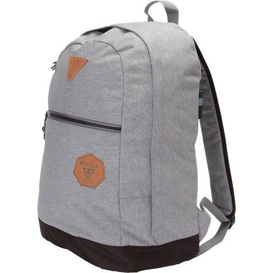 VISSLA Day Tripper Charcoal
