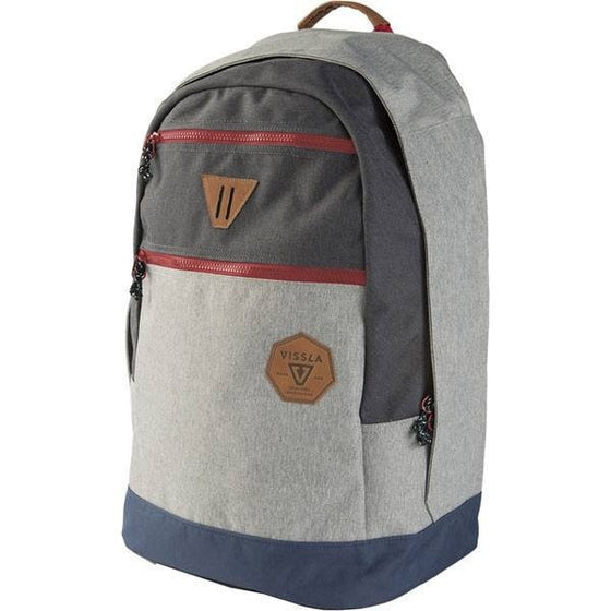 Backpack - VISSLA - VISSLA Road Tripper Backpack