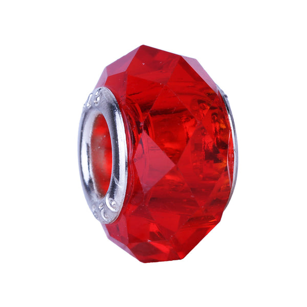 Red Crystal Glass, Charm