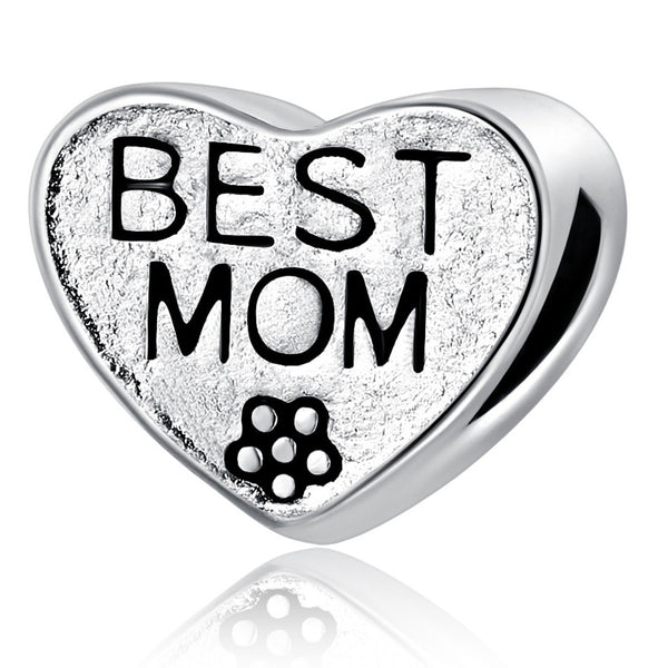 Best Mom Charm