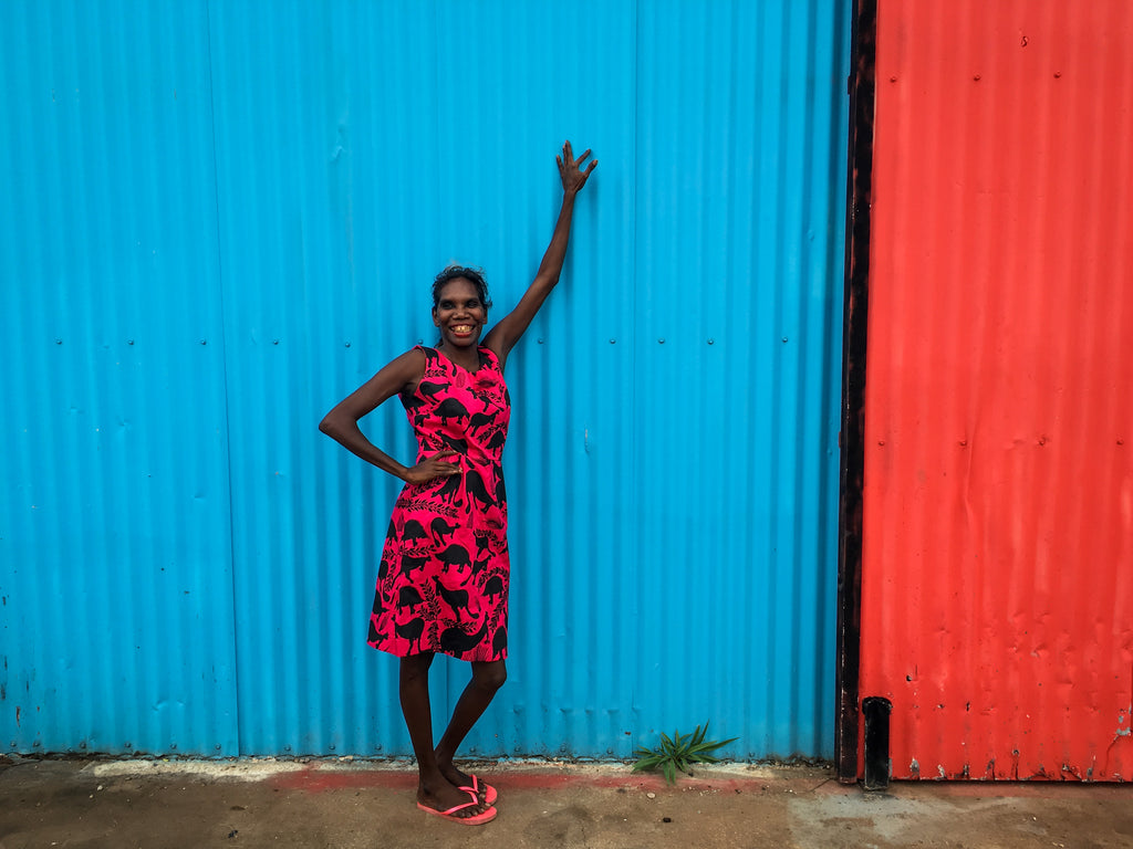 Bold Statement Fashion from The Top End - A Fashion Social Enterprise