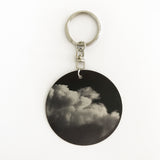 Manbili (Big Fluffy High Cloud) Key Ring by Mathias Sambono