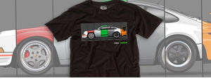 The OG Tee: Generations of The Porsche 911 Live On